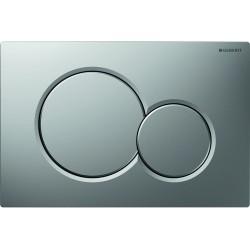 Кнопка для инсталляции для унитаза Geberit Sigma 01 115.770.JQ.5 (115770JQ5) хром матовый