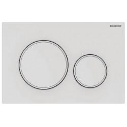 Кнопка для инсталляции для унитаза Geberit Sigma 20 115.882.01.1 (115882011) белая