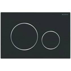 Кнопка для инсталляции для унитаза Geberit Sigma 20 115.882.14.1 (115882141) черная