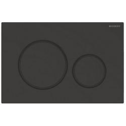 Кнопка для инсталляции для унитаза Geberit Sigma 20 115.882.16.1 (115882161) черная