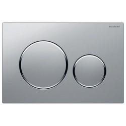 Кнопка для инсталляции для унитаза Geberit Sigma 20 115.882.JQ.1 (115882JQ1) хром матовый