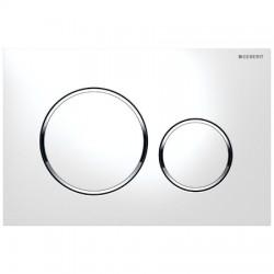 Кнопка для инсталляции для унитаза Geberit Sigma 20 115.882.KJ.1 (115882KJ1) белая