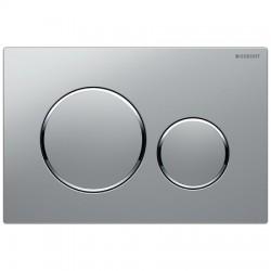Кнопка для инсталляции для унитаза Geberit Sigma 20 115.882.KN.1 (115882KN1) хром матовый