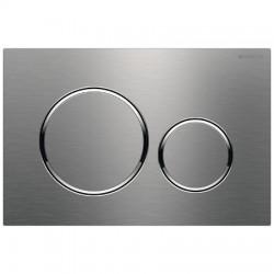Кнопка для инсталляции для унитаза Geberit Sigma 20 115.882.SN.1 (115882SN1) нержавеющая сталь