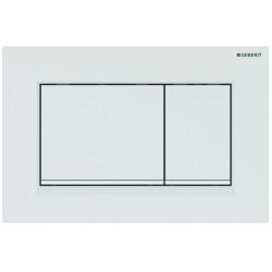 Кнопка для инсталляции для унитаза Geberit Sigma 30 115.883.01.1 (115883011) белая