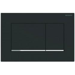 Кнопка для инсталляции для унитаза Geberit Sigma 30 115.883.14.1 (115883141) черная