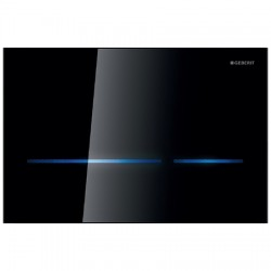 Кнопка для инсталляции для унитаза Geberit Sigma 80 116.090.SG.1 (116090SG1) черная