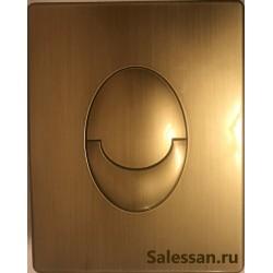 Кнопка для инсталляции для унитаза Grohe Skate 38505BR0 бронзовая
