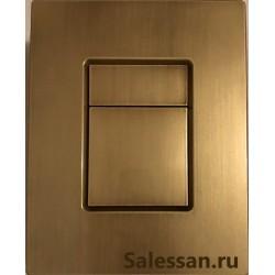 Кнопка для инсталляции для унитаза Grohe Skate Cosmopolitan 38732BR1 бронзовая