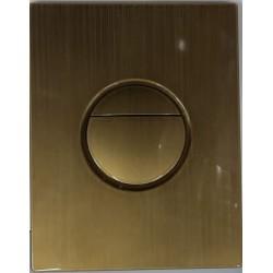 Кнопка для инсталляции для унитаза Grohe Nova Cosmopolitan 38765BR0 бронзовая