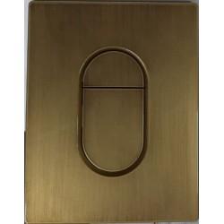 Кнопка для инсталляции для унитаза Grohe Arena Cosmopolitan 38844BR0 бронзовая