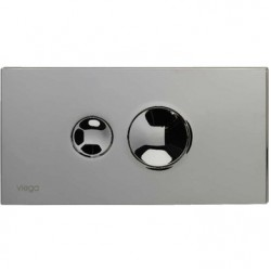 Кнопка для инсталляции для унитаза Viega Visign For Style 596323 хром глянцевый