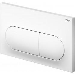 Кнопка для инсталляции для унитаза Viega Prevista 8602.1 773762 белая
