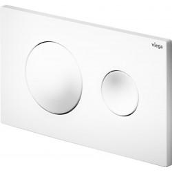 Кнопка для инсталляции для унитаза Viega Prevista 8610.1 773793 белая