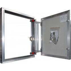 Ревизионный люк под плитку Практика Евроформат Р ЕТР 50-40