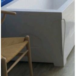 Панель для ванны торцевая Эстет Дельта 90