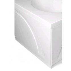 Панель для ванны торцевая Эстет Лаура