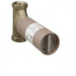 Скрытая часть вентиль для душа Hansgrohe Ecostat 15970180