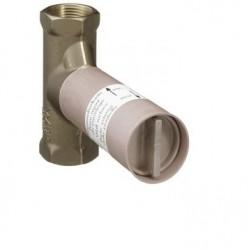 Скрытая часть вентиль для душа Hansgrohe Ecostat 15973180