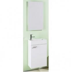 Комплект мебели 1 дверца распашная Aqwella Master Box Mb-L.00.04