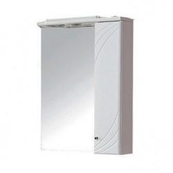 Шкафчик зеркальный 1 дверца распашная Акватон Пинта 1.A013.2.02P.T01.R (1A013202PT01R)