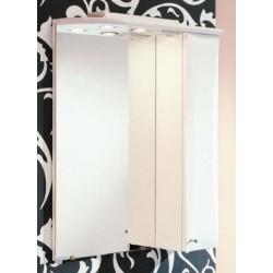 Шкафчик зеркальный 1 дверца распашная Акватон Джимми 1.A034.0.02D.J01.R (1A034002DJ01R)
