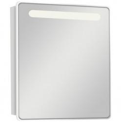 Шкафчик зеркальный 1 дверца распашная Акватон Америна 1.A135.3.02A.M01.L (1A135302AM01L)