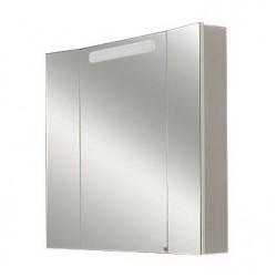 Шкафчик зеркальный 3 дверцы распашные Акватон Мадрид 1.A175.2.02M.A01.0 (1A175202MA010)