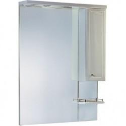 Шкафчик зеркальный 1 дверца распашная Aqwella Barselona Ba.02.07