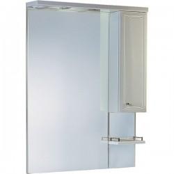 Шкафчик зеркальный 1 дверца распашная Aqwella Barselona Ba.02.08
