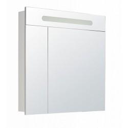 Шкафчик зеркальный 2 дверцы распашные Roca Victoria Nord ZRU9000033