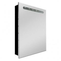 Шкафчик зеркальный 1 дверца распашная Roca Victoria Nord Black Edition ZRU9000099
