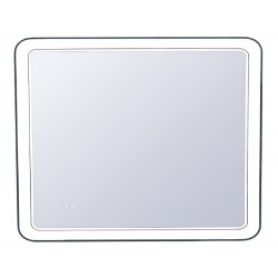 Зеркало с подсветкой Атлантика 100 (100х80)