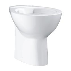 Унитаз напольный приставной безободковый Grohe Bau Ceramic 39431000