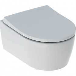 Унитаз подвесной безободковый укороченный Geberit iCon 500.814.00.1