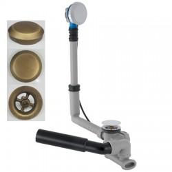 Сифон для ванны Geberit Uniflex 150.520.BR.1 (150520BR1) бронза