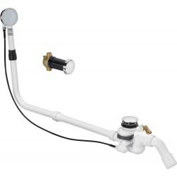 Сифон для ванны с наливом удлиненный Viega Multiplex Trio F 675479