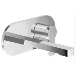 Смеситель для раковины настенный встраиваемый Villeroy&boch Architectura TVW10311211061