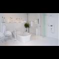 Смеситель для ванны напольный Hansgrohe Puravida 15473000