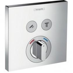 Смеситель для ванны встраиваемый без излива Hansgrohe Showerselect 15768000