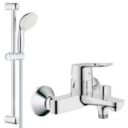 Смеситель для ванны с душевым гарнитуром Grohe BauLoop 2334127924