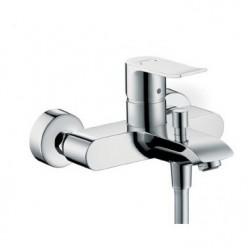 Смеситель для ванны с изливом Hansgrohe Metris 31480000