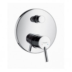 Смеситель для ванны встраиваемый без излива Hansgrohe Talis S 32475000