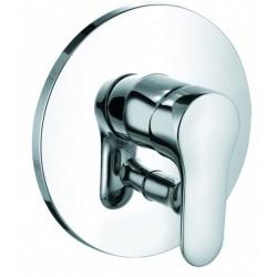 Смеситель для ванны встраиваемый без излива Kludi Objekta 326500575