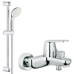 Смеситель для ванны с душевым гарнитуром Grohe Eurosmart Cosmopolitan 3283127924