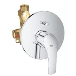 Смеситель для ванны встраиваемый без излива Grohe Eurosmart 33305002