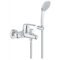 Смеситель для ванны с душевым гарнитуром Grohe Eurodisc Cosmopolitan 33395002