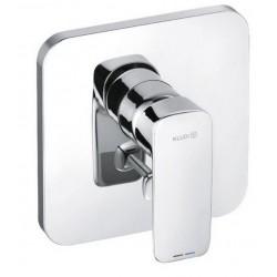 Смеситель для ванны встраиваемый без излива Kludi Pure and Solid 406500575