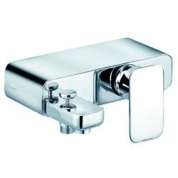 Смеситель для ванны с изливом Kludi E2 494450575