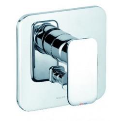 Смеситель для ванны встраиваемый без излива Kludi E2 496500575